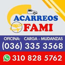 Acarreos Fami  Mudanzas 3353568