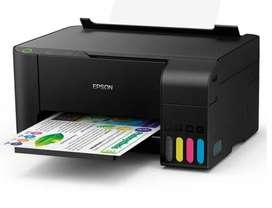 Impresora Epson Multifuncional L 3110