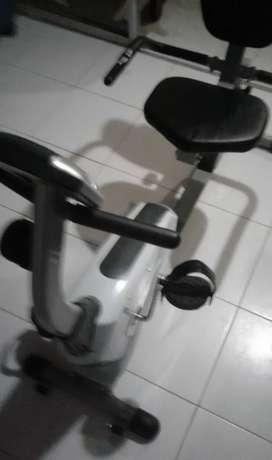Bicicleta fija magnética 2570hp