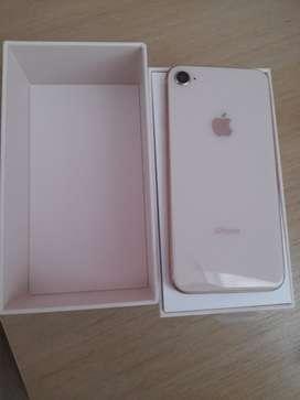 Vendo iPhone 8 como nuevo