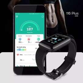 Reloj inteligente resistente al agua IP67, reloj de pulsera inteligente con pantalla a Color, control del ritmo cardíaco