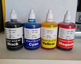 Tintas para impresoras sistema continuo