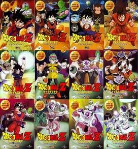 Colección Completa Dragon Ball Z / Goku La Serie