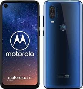 Vendo Motorola one visión