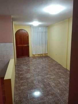 Alquilo departamento en Urb. Los Olivos (Cercado de Tacna)