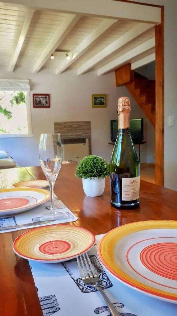 us14 - Casa para 2 a 4 personas con cochera en Villa La Angostura 0