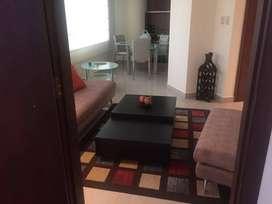 Alquiler de suite amoblada en Samborondón Plaza