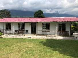 SE VENDE Casa - Lote de 3.579 mts en Conjunto Cerrado Calarca , Vereda el Aguacatal