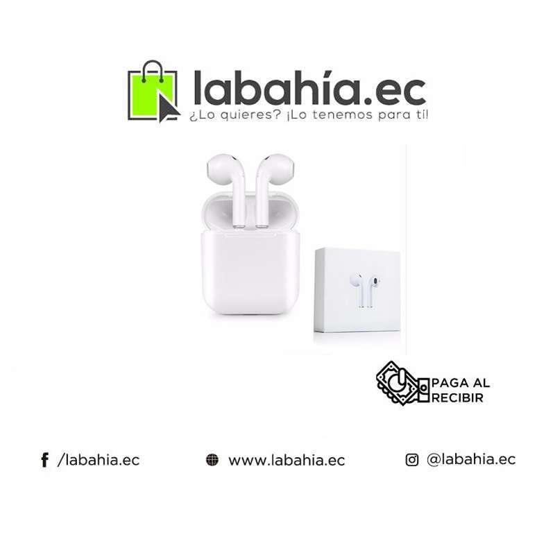 Audifonos I8 Con Base De Carga 0