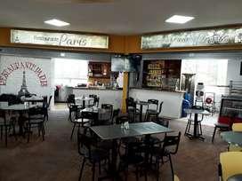 Vendo Restaurante y Panadería