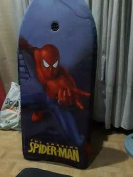Barrenador para niños de Spiderman