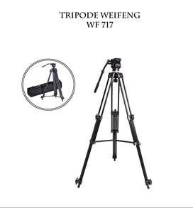 Tripode Profesional Para Camaras y Filmadoras