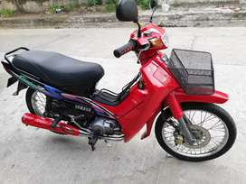 Moto cripton 2008
