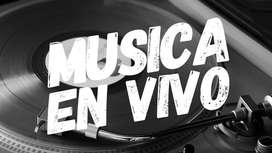 Musica en Vivo