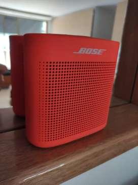 Parlante Bose color