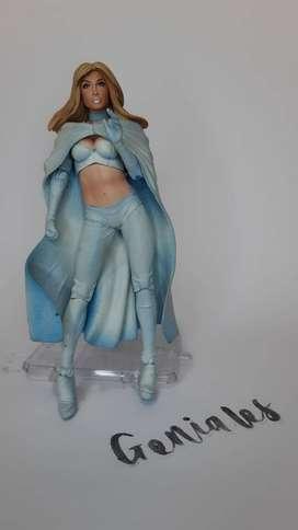 Emma Frost - Figura de acción -