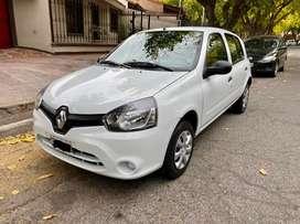 Renault clio mio 2014 full pocos km