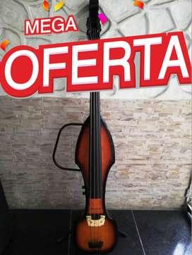Baby Bass Palatino Activo Ve500 Con Estuche Como Nuevo