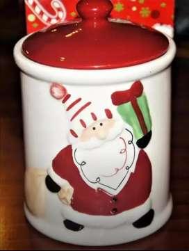 Azucarera navideña