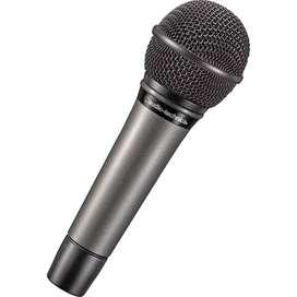 Micrófono Audio-Technica ATM510 Music Box Colombia dinámico vocal cardioide