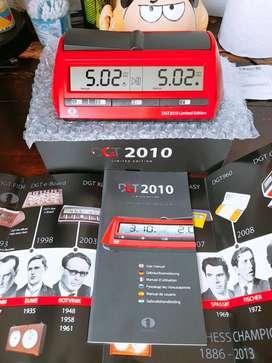 Reloj de ajedrez DGT 2010 edición limitada (límited edition) nuevo