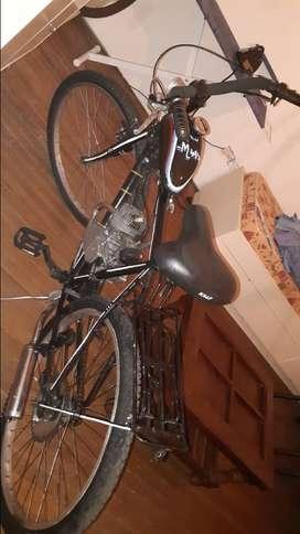 Vendo 2 bici moto