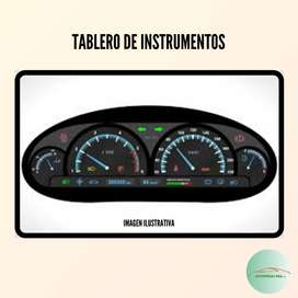 TABLERO DE INSTRUMENTOS-AUTOS NACIONALES