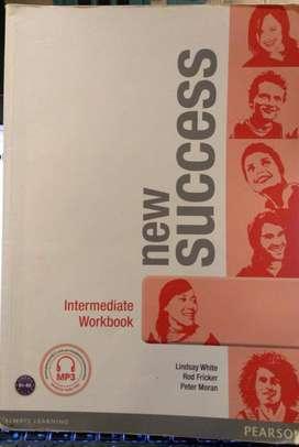 NEW SUCCESS - INTERMEDIATE WORKBOOK