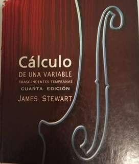Calculo de una variable 4a edición JAMES STEWART