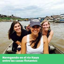 Tour Iquitos Belen la venecia loretana