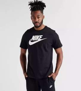 Polo Nike NSW TEE ICON FUTURA para hombre talla  S