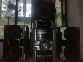 Sony súper sonido