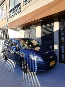 Chevrolet Sail LTZ Sport 2015, 1.4, Airbag