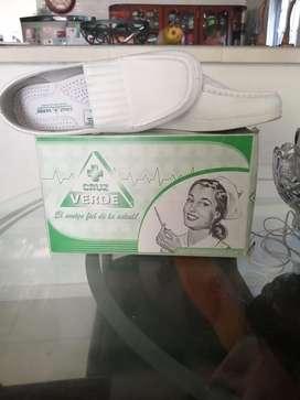 Vendo zapatos romulo enfermera
