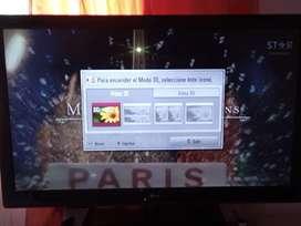 TV LED 3D y Bluray 3D