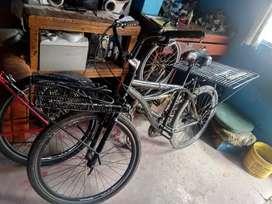 Vendo cicla modificada para carga