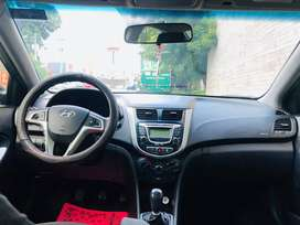 HYUNDAI ACCENT 2013- AGENCIA, MOTOR 1.4 MANUAL (STRANDARD) $6,200 NEGOCIABLE