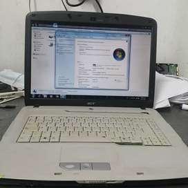 Acer aspire 5315 de segunda