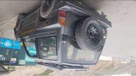Camioneta 4x4 suzuki