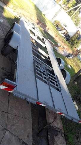trailer basculante 2500kg