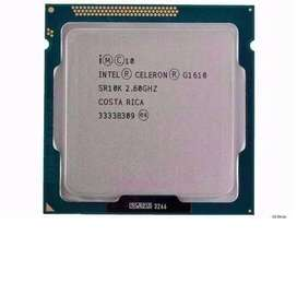 Intel Celeron Processor G1610  (2m Cache, 2.60 Ghz)