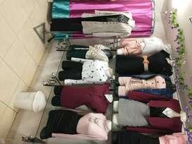 Vendó negoció de ropa