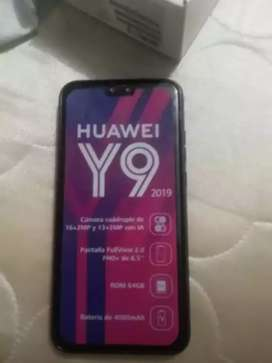 Vendo Huawei y9 2019 como nuevo o cambio por cicla todo terreno rin29