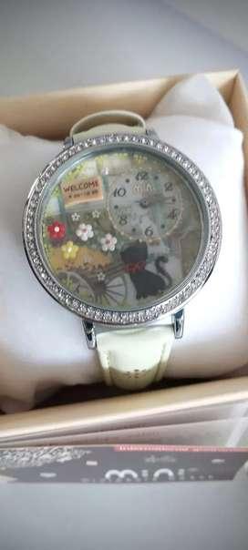Reloj de mujer mini watch edición coreana