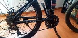 Vendo bicicleta ciclomontañismo plegable