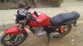 Moto zusuki 125