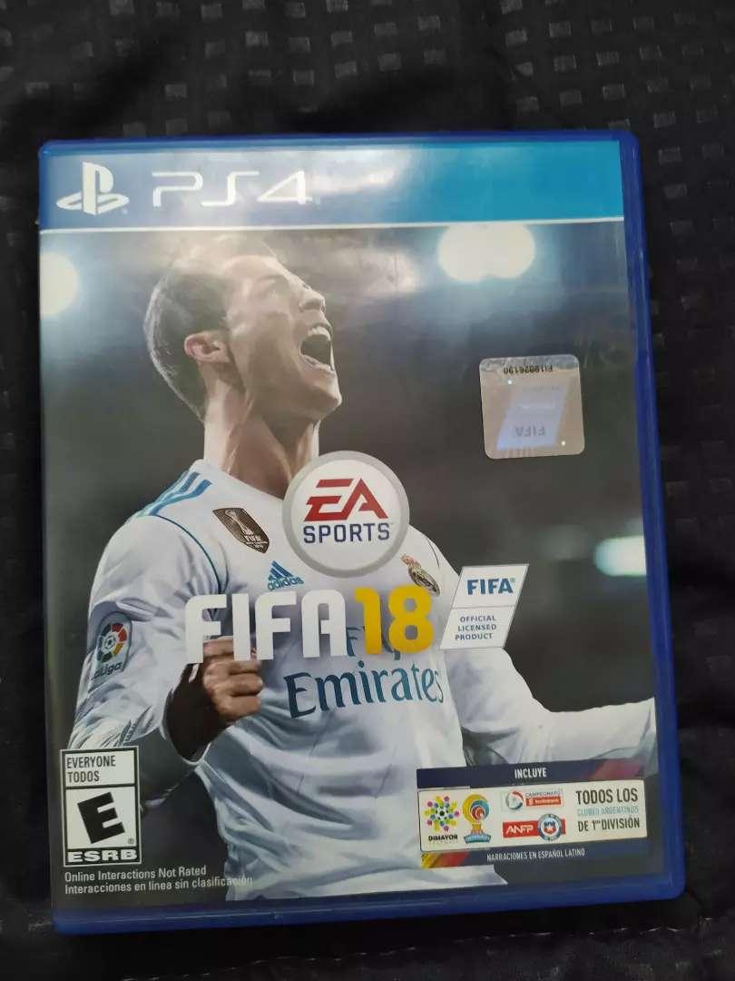 FIFA 18 PS4 0