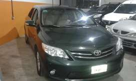 Toyota  Corolla  seg 2013