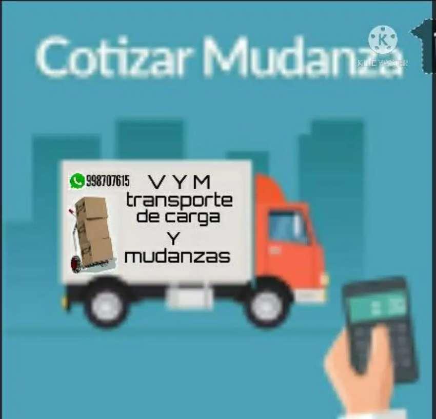 V Y M TRANSPORTE DE CARGA Y MUDANZAS
