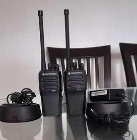 VENDO 02 RADIOS DEP450